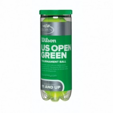 Bolas para Tenis 'US OPEN GREEN' Wilson