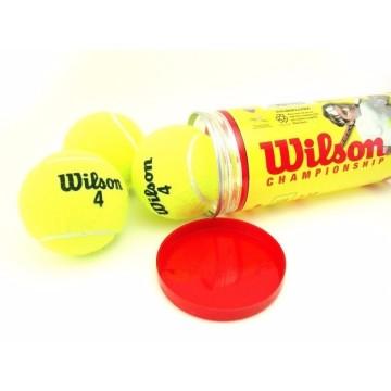 Bolas para Tenis 'Championship' Wilson